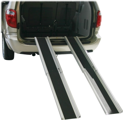 Brand New High Quality 10' Telescoping Wheelchair Ramp