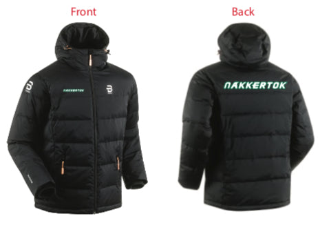 Down (Puffy) Winter Jacket Mens