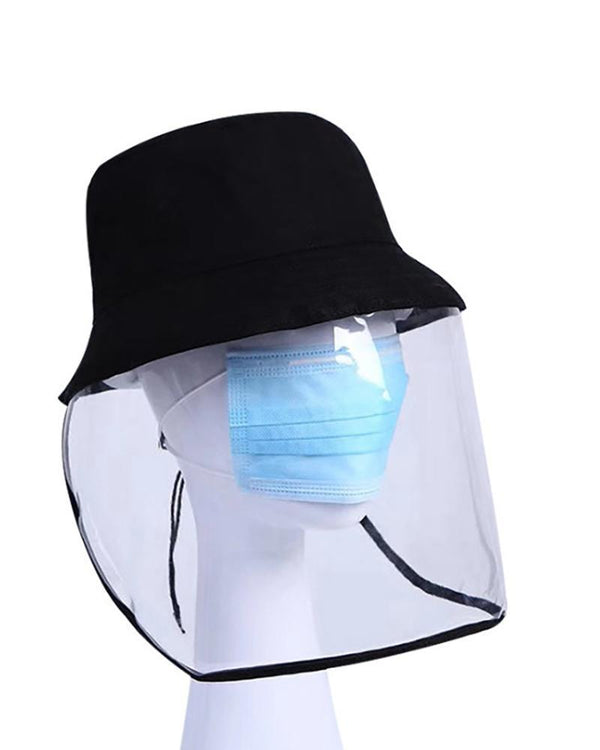 2PIC Anti-Saliva Protective Cap / Face Shield Hat