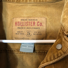 Load image into Gallery viewer, Hollister Jacket