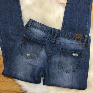 Life in progress jeans