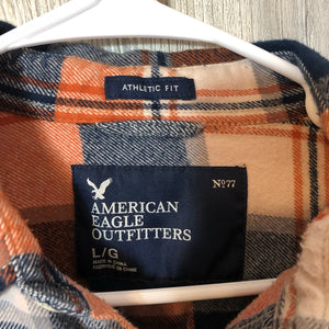 American Eagle flannel