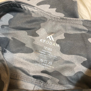 Kyodan Camo Leggings