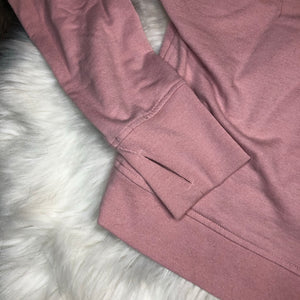 Victoria's Secret Cropped Hoodie