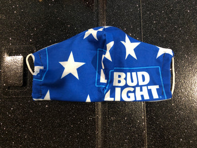 Bud Light Mask