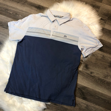 Travis Mathew Polo
