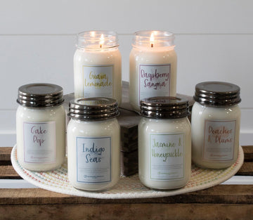 Limited Edition Summer Jar Candles - Multiple Scents