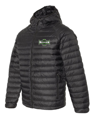 Weatherproof Down Coat