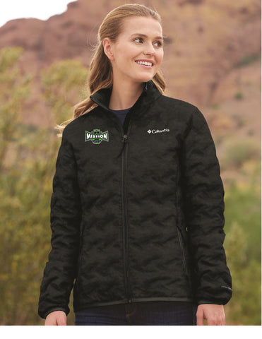 Columbia - Women's Delta Ridge Down Jacket
