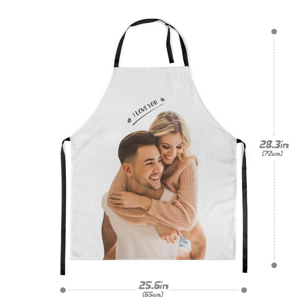 Customized Kitchen Apron Designs