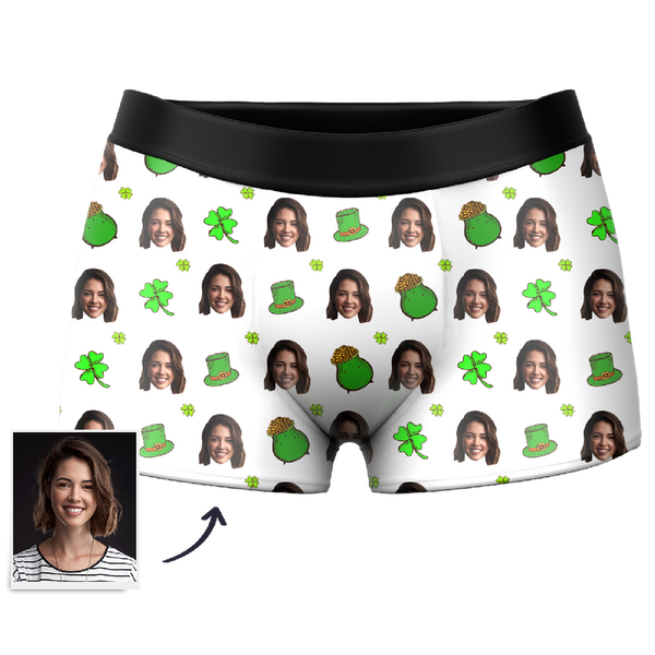 Custom Good Luck Boxer Shorts