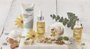 Maddyn CBD wellness products include topical cream, tincture, and capsules