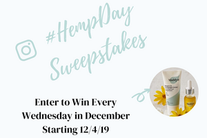 Maddyn's #HempDay Sweepstakes