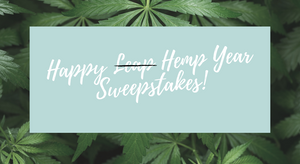 Enter to Win a Year's Worth of Maddyn CBD