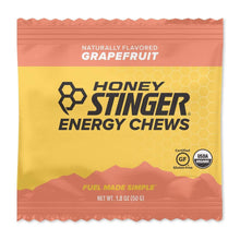 Load image into Gallery viewer, Honey Stinger Organic Energy Chews