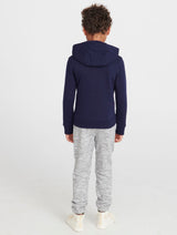 Loopback D Hooded Sweat