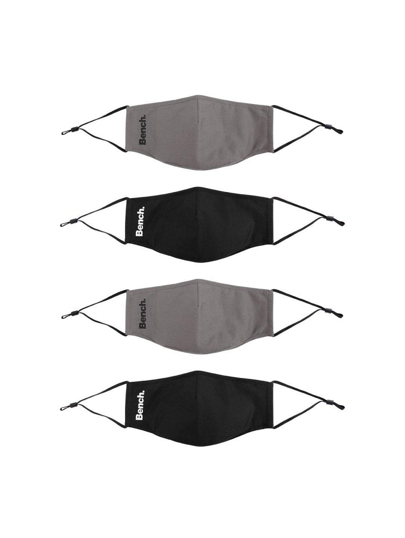 360 Mask-Black Charcoal - 4-pack - Bench Canada