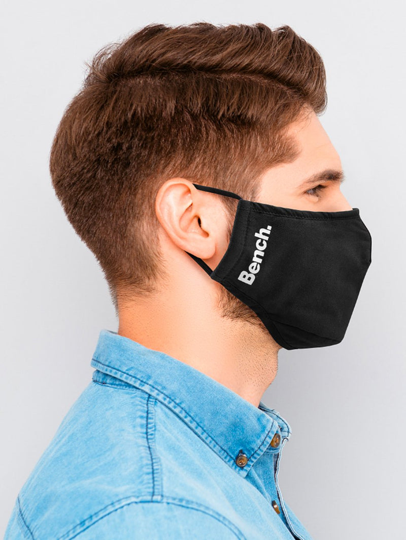 360 Mask-White Black