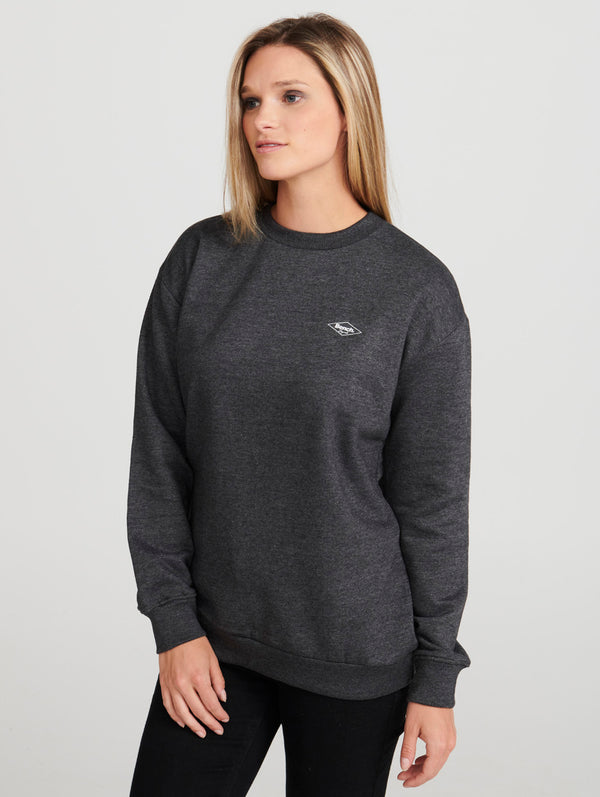 Tiny Logo Crewneck Sweatshirt