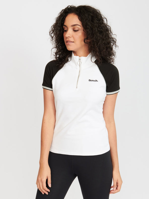 Sound Half Zip Polo