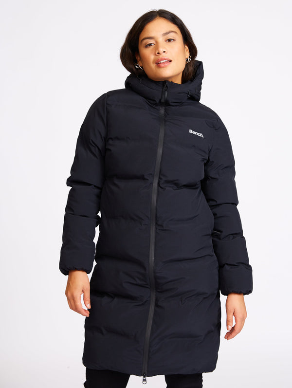 Long Puffer Jacket - Bench Canada