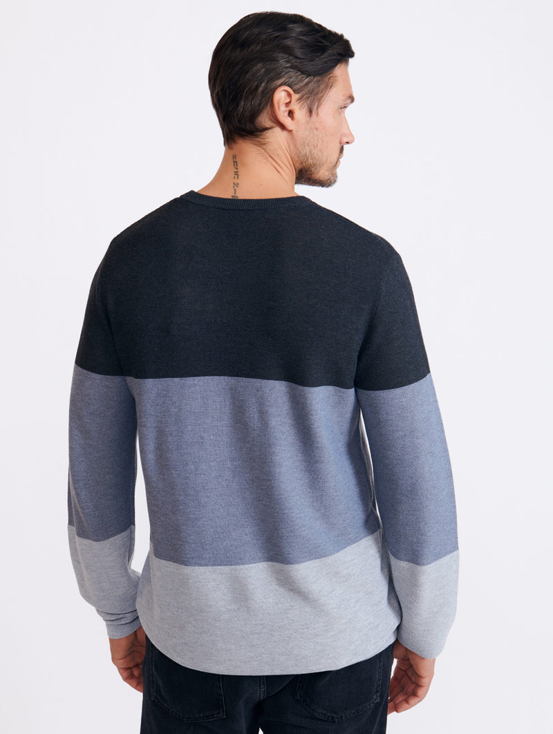 Rylan Colour Block Knit