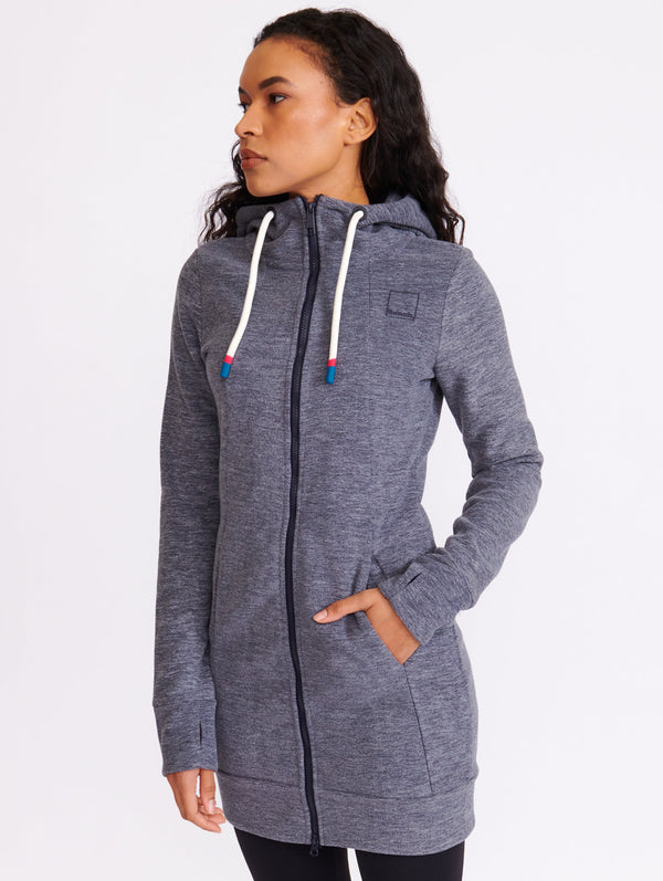 Core Fleece Zip Thru Hoodie