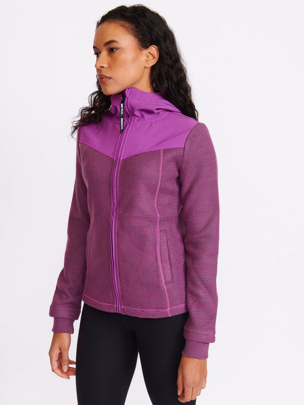 Jules Bonded Zip-Up Jacket - Bench Canada