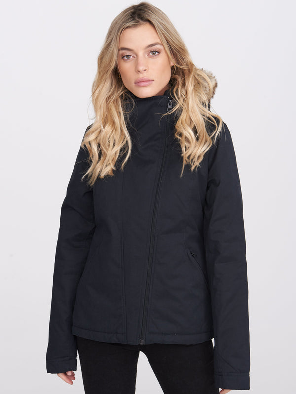 Asymmetric Short Parka - Bench Canada