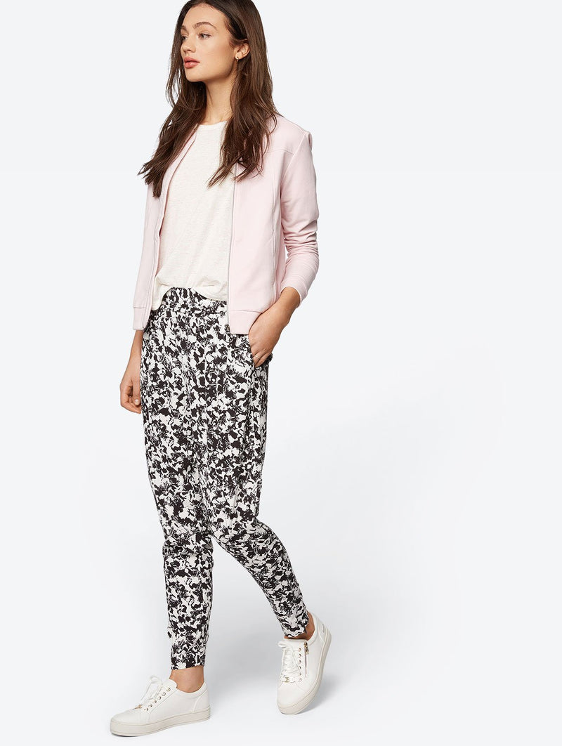 Women's Slightly Tapered Trousers - Bench