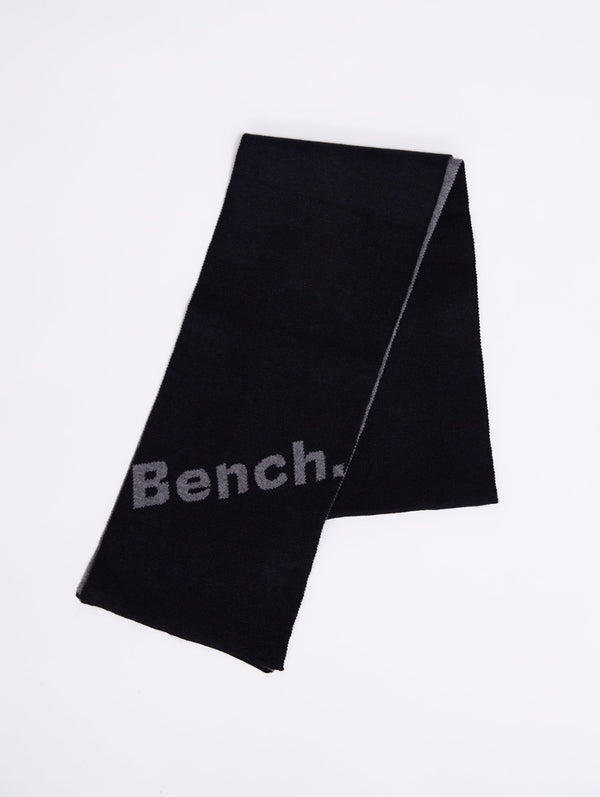 Side Logo Scarf