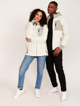 Rocko Sherpa Zip-Up Jacket