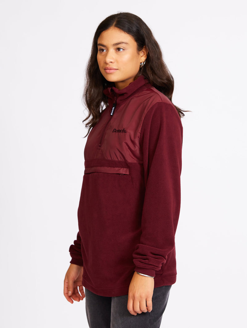 Warm-Up Zip-Up Jacket