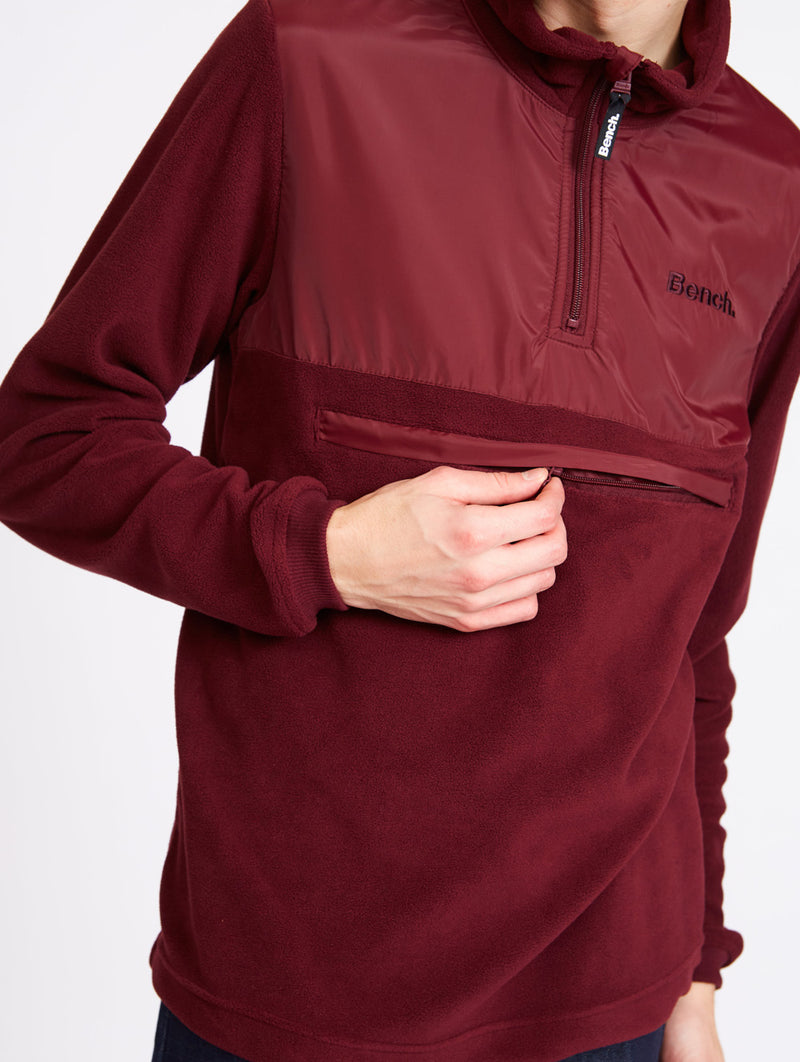Warm-Up Zip-Up