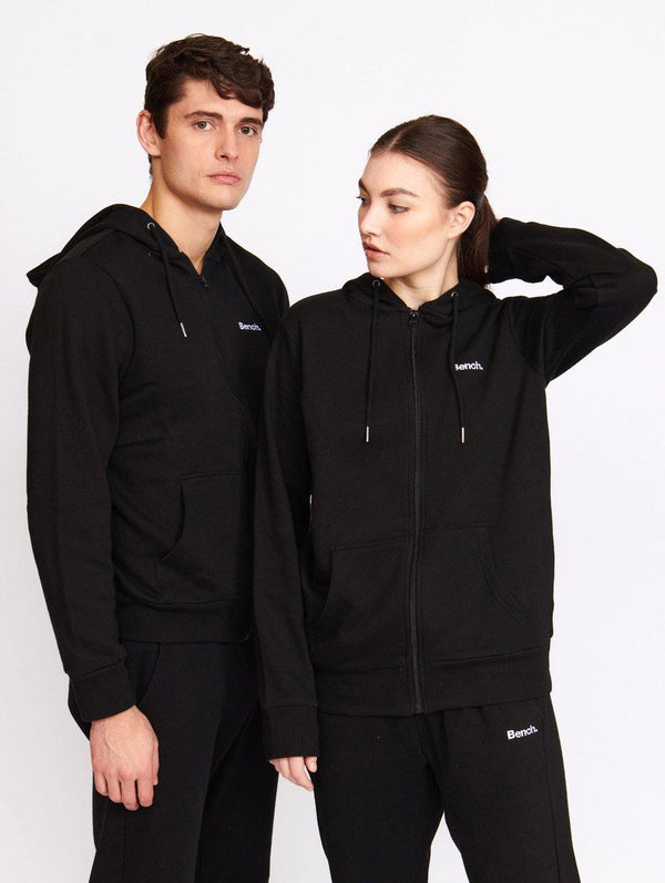 Full Zip Hoody Chest Emb - Bench Canada