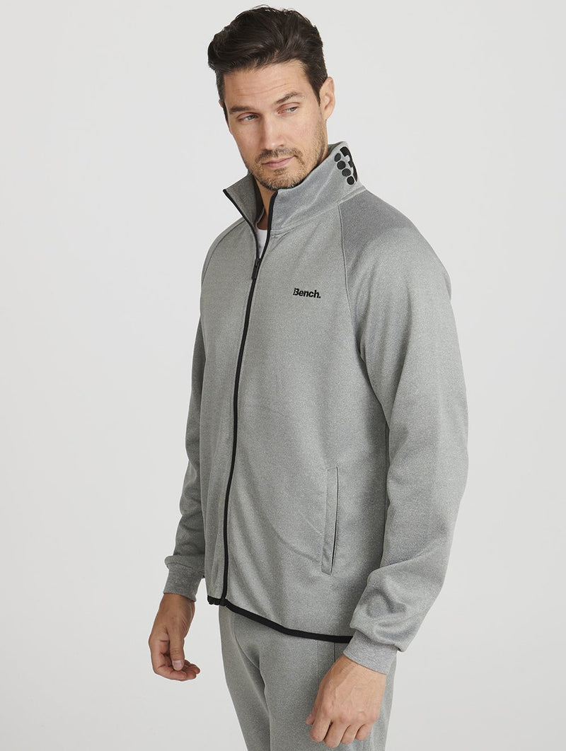 Men's ACTIVE ZIP UP - Bench