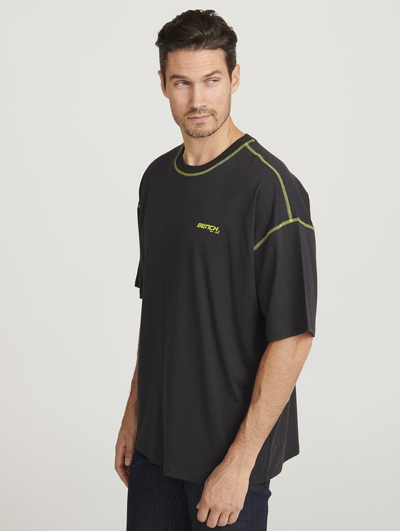 Men's WESLEY S/S TEE - Bench