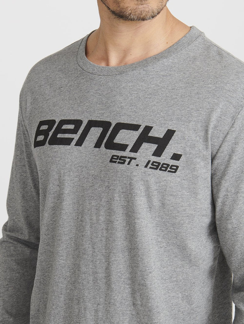 Men's THE CLASSIC FUTURE L/S TEE - Bench