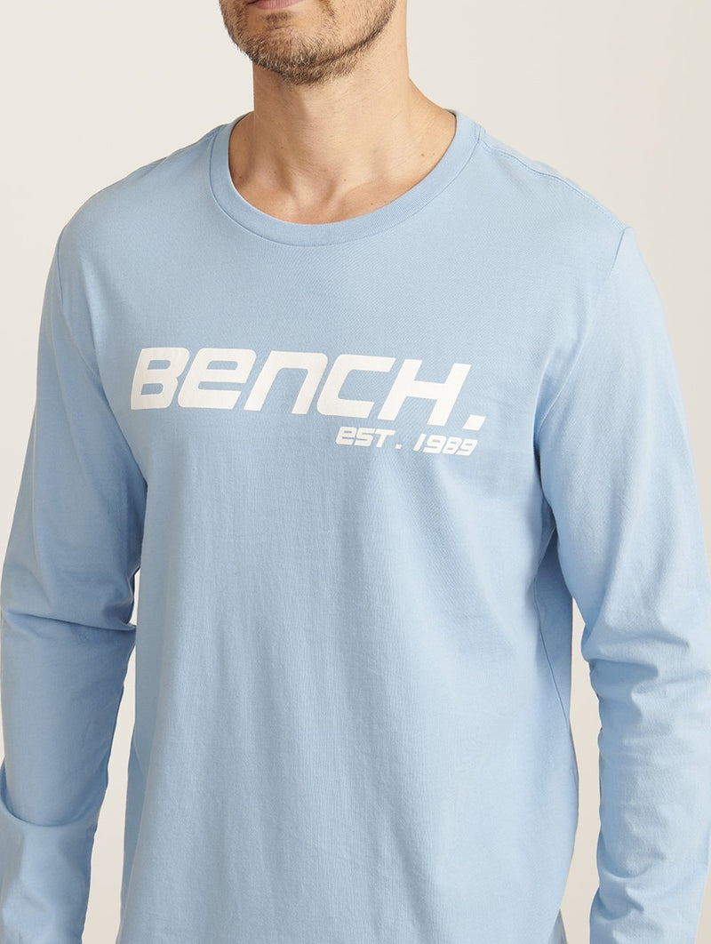 Classic Future Long Sleeve Tshirt - Bench Canada