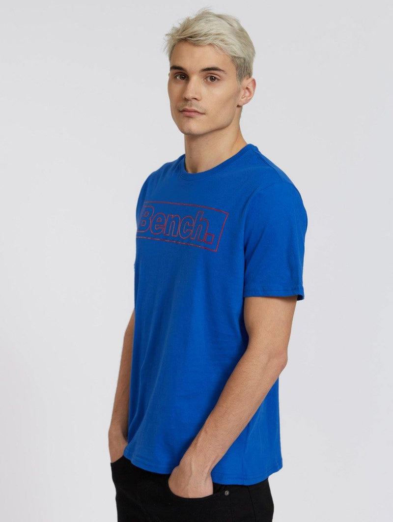 Bench Logo S/S Tee Hd Gel Print