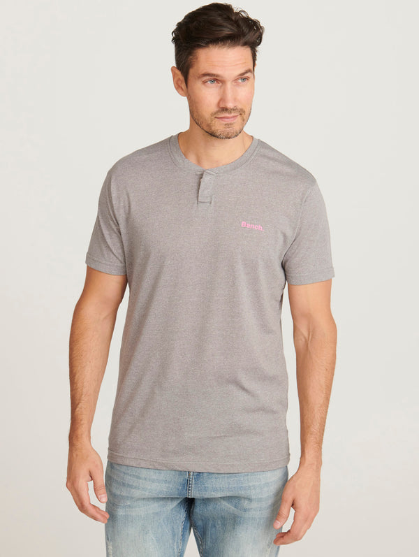 HEATON  BUTTON TEE