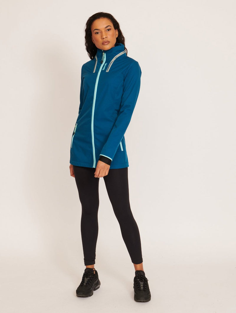 Long Softshell Performance Jacket - Bench Canada