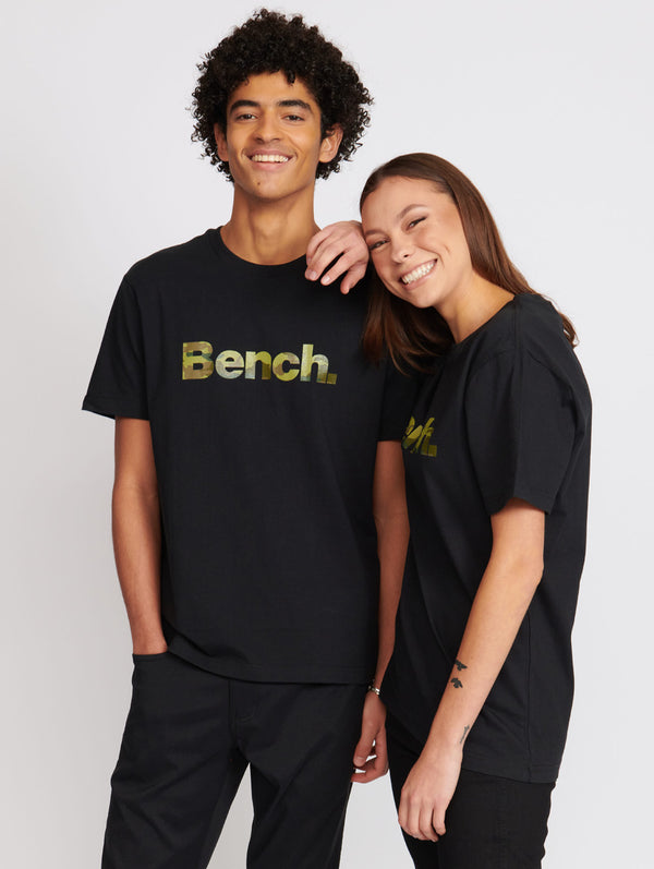 Green Camo  S/S T-shirt - Bench Canada