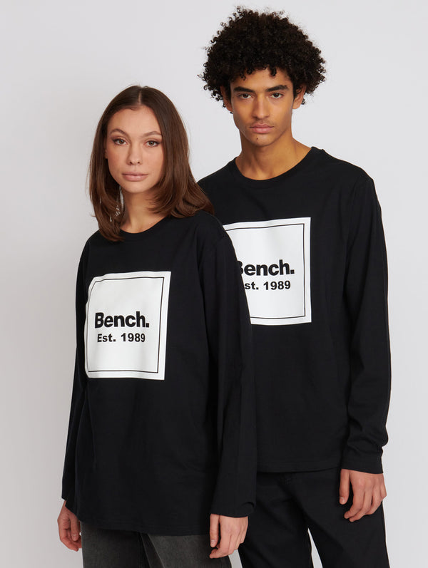 Big Square L/S T-shirt - Bench Canada