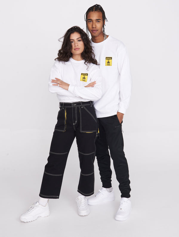 Caution L/S Tee - Bench Canada