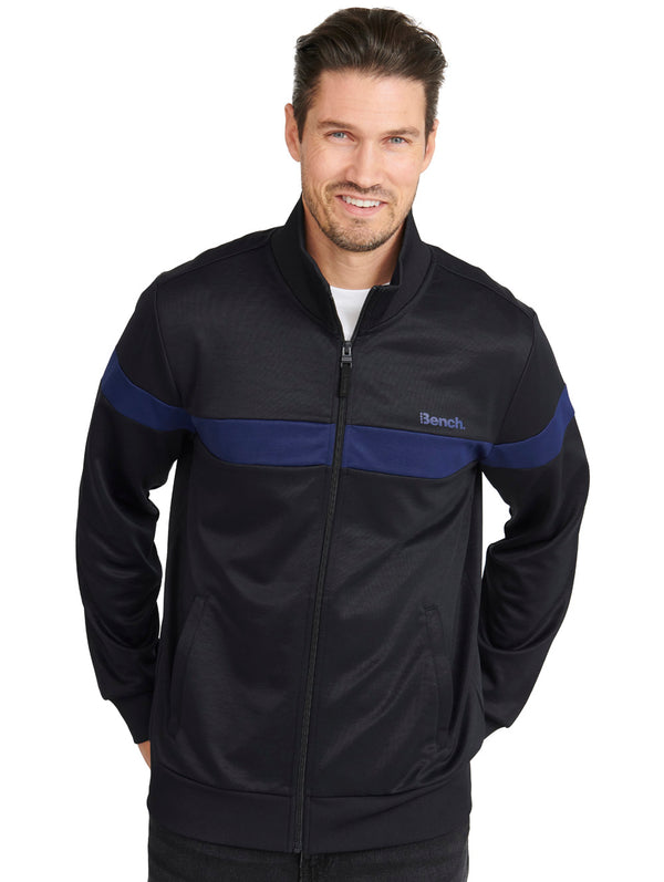 Full Zip-Up Jacket