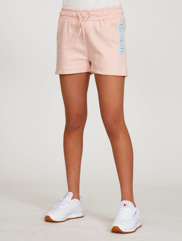 Side Logo Sweat Shorts