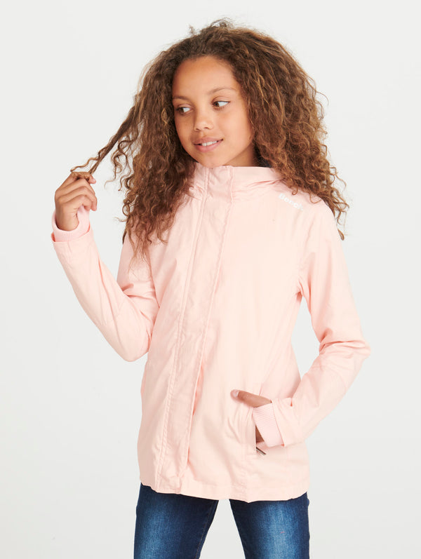 GIRLS SOFT SHELL JACKET