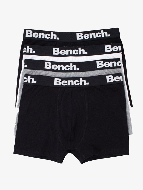 Mens Trunks 4Pk