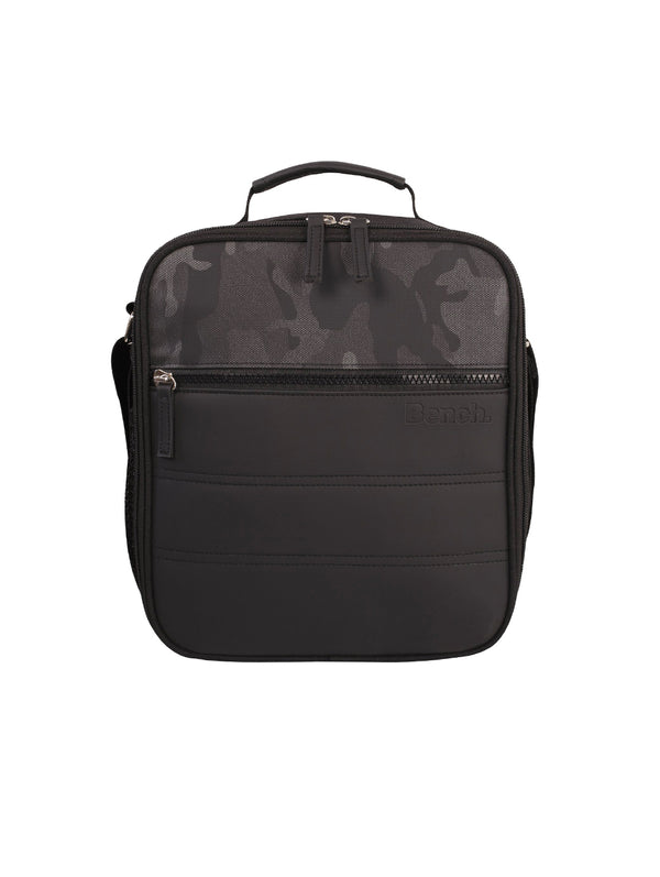 MENS CAMO COOLER BAG